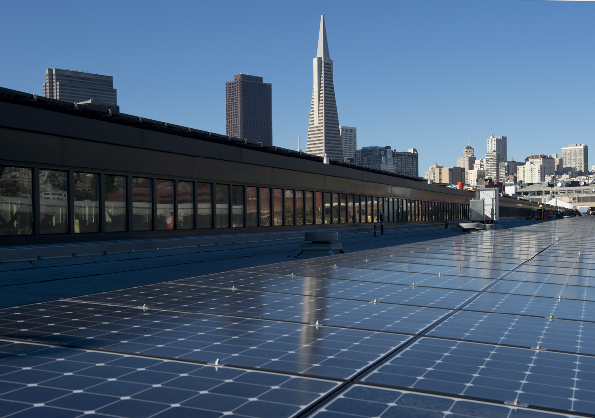 Sunpower completes high-efficiency 1.3-MW solar-power system