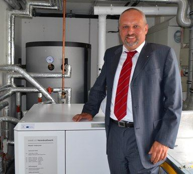 Intelli Production develops home combined heat & power units in Germany