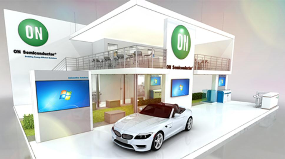 ON semiconductor to spotlight innovative energy-efficient technologies at Electronica 2012 Hall A5 stand 225