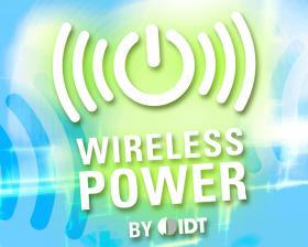 IDT selected to develop integrated receiver chip based on Qualcomm's wireless-power technology