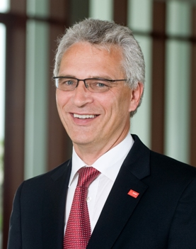 Dr Wolfgang Hapke  will becomes President of BASF Human Resources