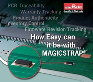 Murata and Cogiscan introduce RFID-Based PCB traceability