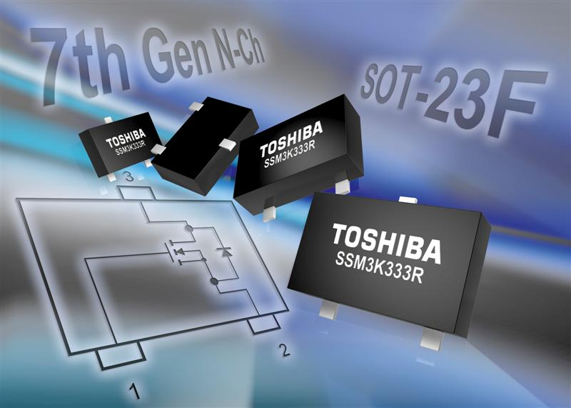 Toshiba expands family of semi power devices with new n-channel power management MOSFET