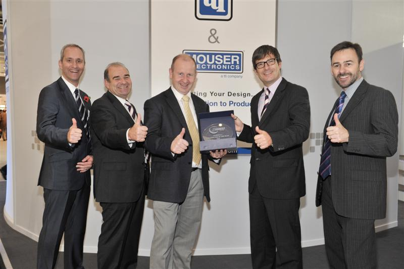 TTI, Inc.  named Syfer's European Distributor of the Year