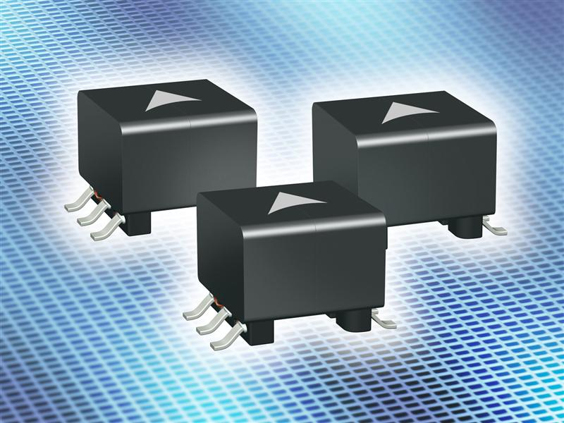 TDK-EPC Corporation Inductors: Miniaturized series of gate-drive transformers