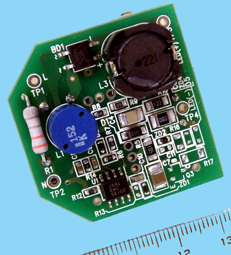 Renesas Driver IC for Industrial and Home LED�Lighting