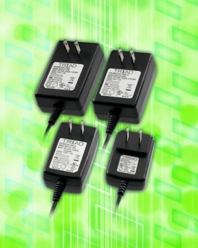Wall plug-in power supplies tout economy and performance