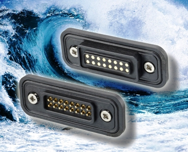 HotShoe fast-mate connector family now rated to IP68