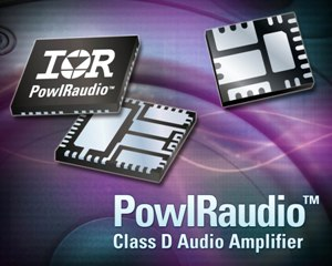 Integrated power modules suit low-power Class D audio applications