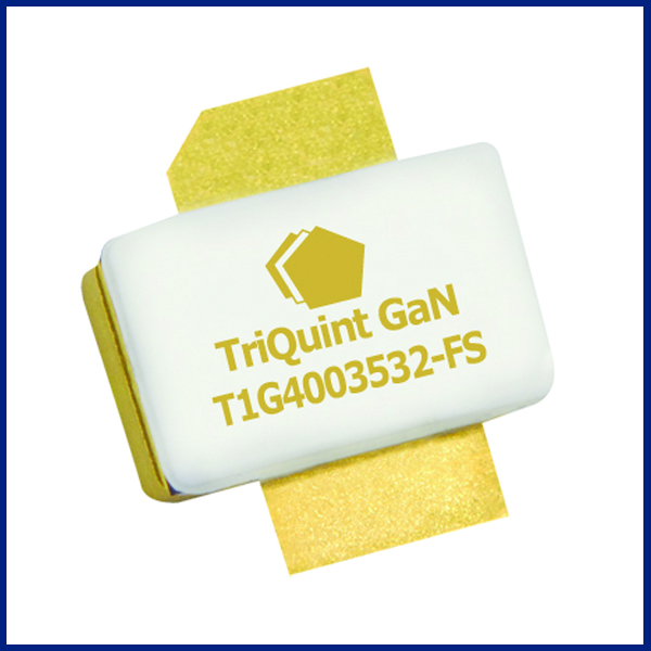 Richardson RFPD introduces 35W GaN RF power transistors from TriQuint