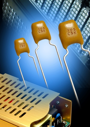Capacitors drive for high-voltage automotive apps