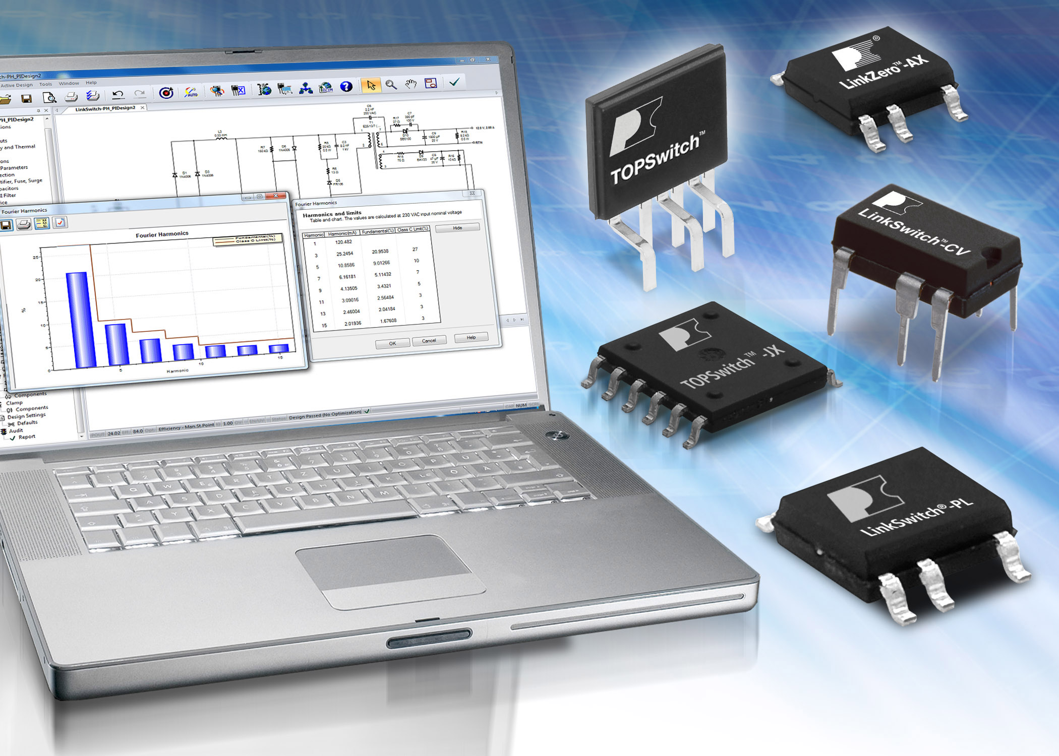 Power Integrations debuts  power supply design software that supports LED lighting at APEC 2013