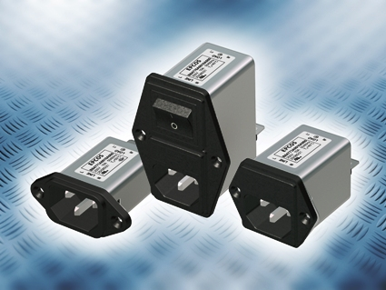 IEC inlet filter series offers configuration choice