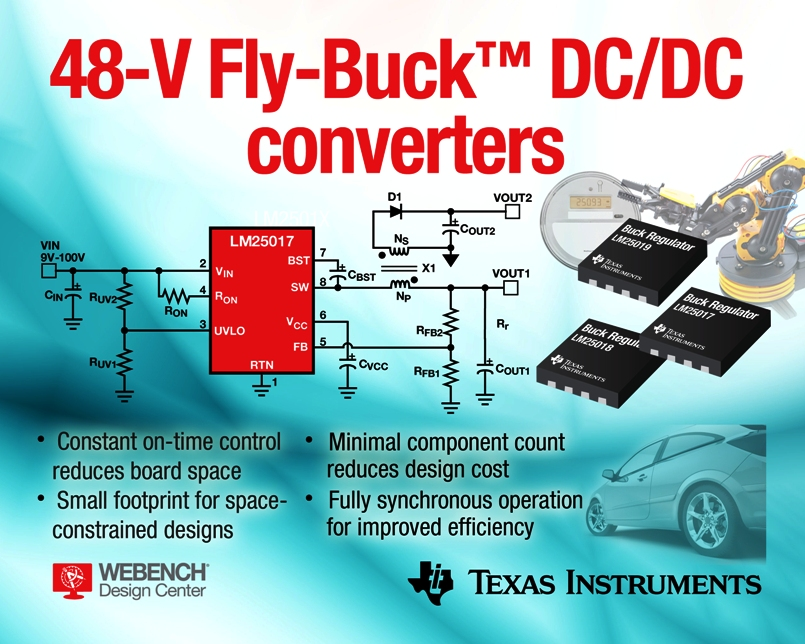 Synchronous buck regulators integrate high-side and low-side MOSFETs for smaller, less expensive single- and multi-output power supplies