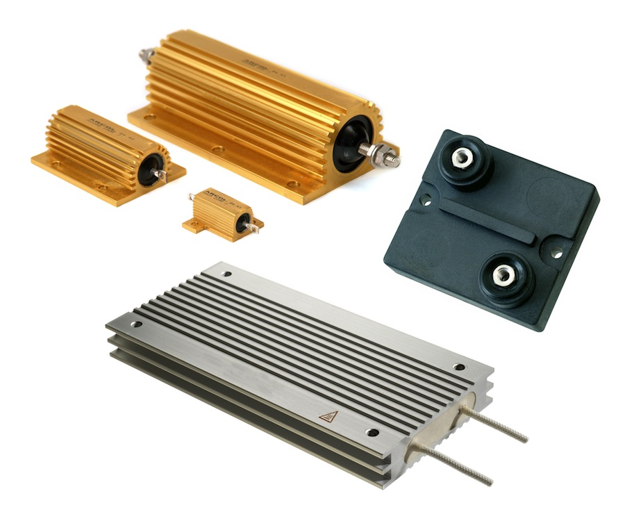 ARCOL to show a wide range of high-power resistors at PCIM 2013