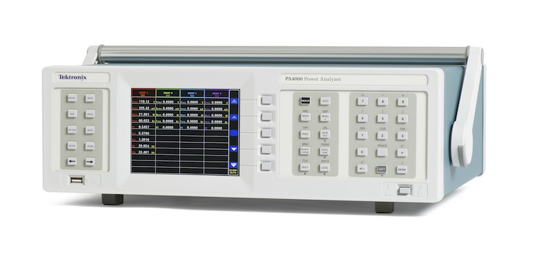 Power analyzer touts high measurement accuracy on real-world signals