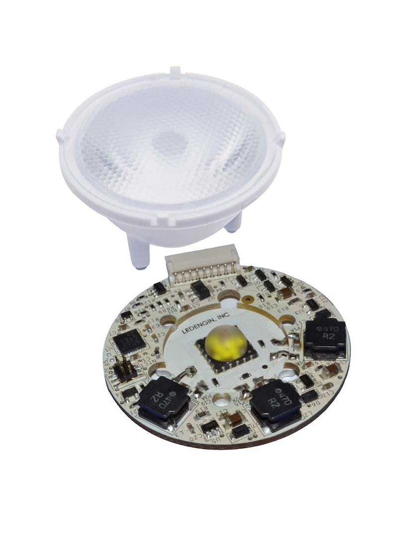 Tunable CRI 90 white LED claims to be the most compact and efficient