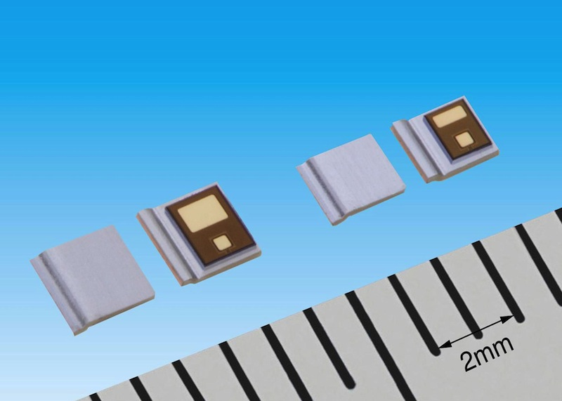 MOSFETs are up to 80% smaller with improved thermal dissipation