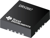Highly-integrated piezo haptic driver empowers HD touchscreens
