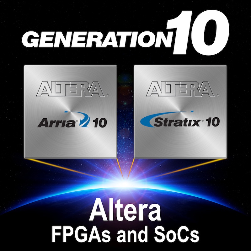Stratix 10 FPGAs and SoCs enable up to 70% power savings