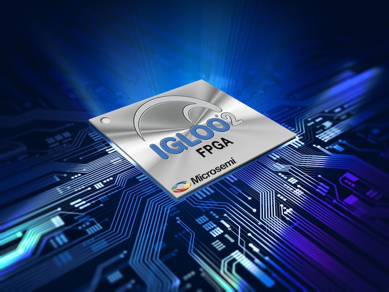 Microsemi releases highly-integrated low-power IGLOO2 FPGA