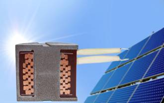 Energy-efficient low-loss inductive components suit solar power inverter circuits
