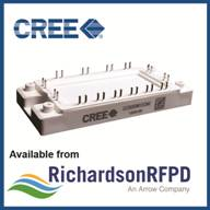 Richardson RFPD now carries SiC Six-Pack power module from Cree