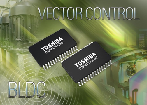 Vector motor-control MCU benefits variable-speed brushless DC motor control apps