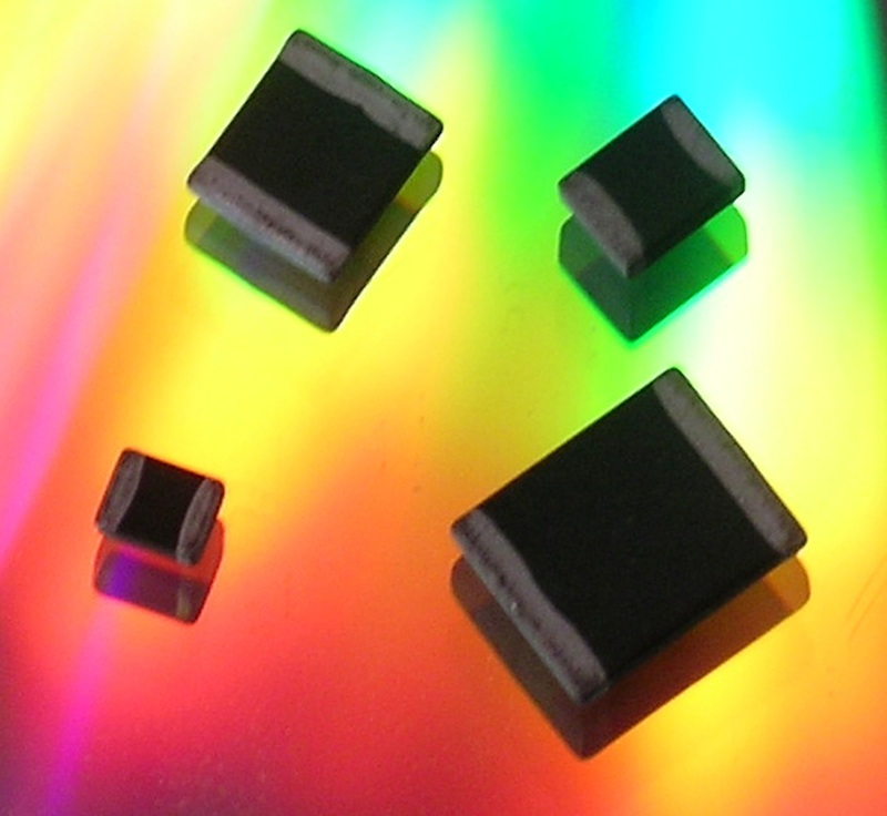 Low-capacitance varistors offer fast response