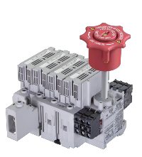 Sprecher + Schuh's disconnect switches are rated up to 1200A and can be operated at up to 600V.
