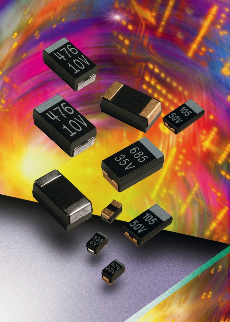 AVX launches medical-grade tantalum capacitors for implantable devices