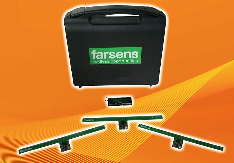 Development kit from Farsens enables battery-free sensor technology evaluation