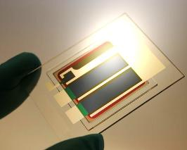 Record-breaking organic solar technology achieves a cell efficiency of 12%