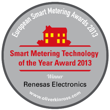 OFDM-based powerline solution wins Smart Metering Technology of the Year Award