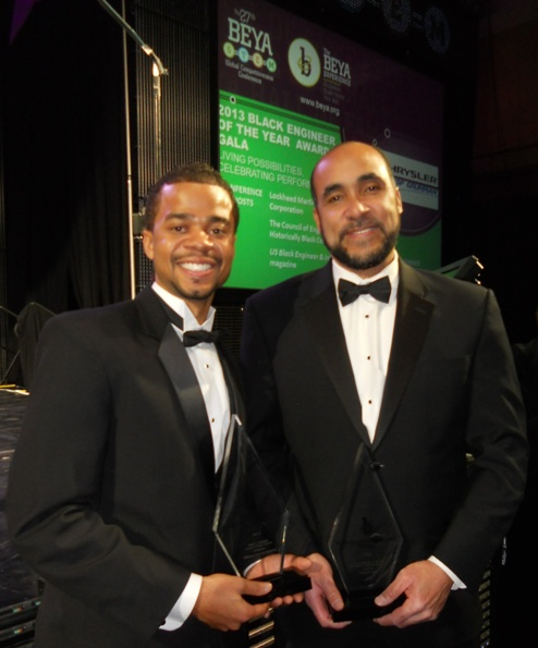 CH2M HILL employees earn Black Engineer of the Year awards