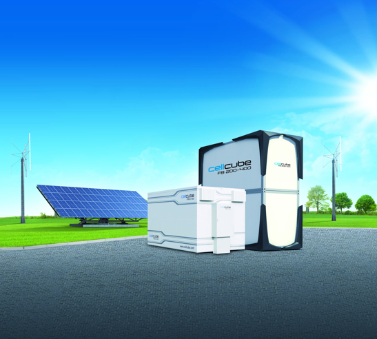 American Vanadium and Gildemeister sign agreement for Cellcube grid-scale energy-storage systems