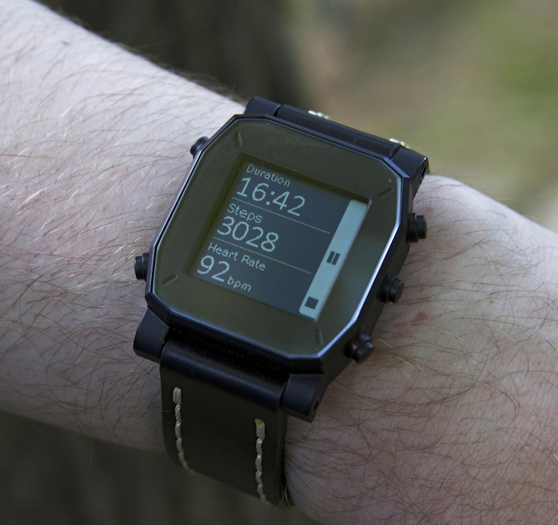 Atmel microcontrollers power Secret Labs ultra-low-power Smart Watch