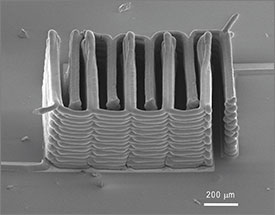 Novel application of 3D printing creates tiny batteries