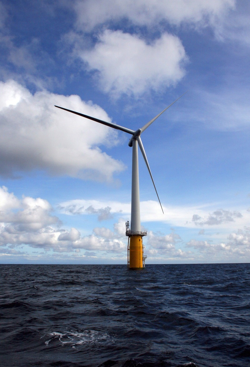 DNV KEMA releases floating offshore wind turbine structures standard