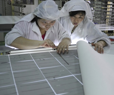 China, EU reach settlement on solar panels
