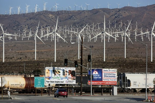 Wind turbines don't hurt home values, study says