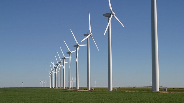 Renewable energy accounted for nearly 50% of added capacity in US in 2012