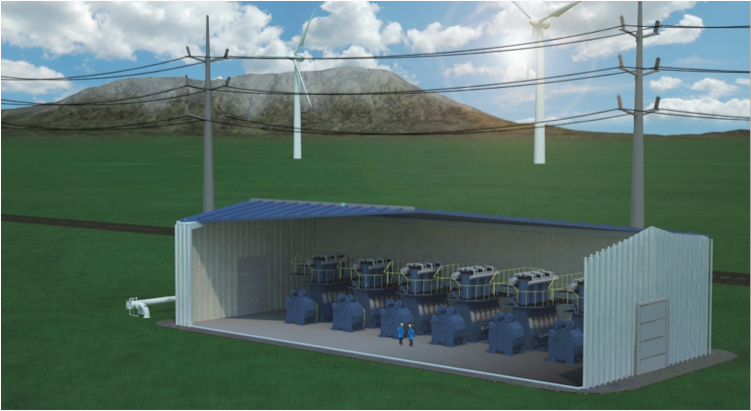 SustainX begins startup of world's first grid-scale isothermal compressed air energy storage system