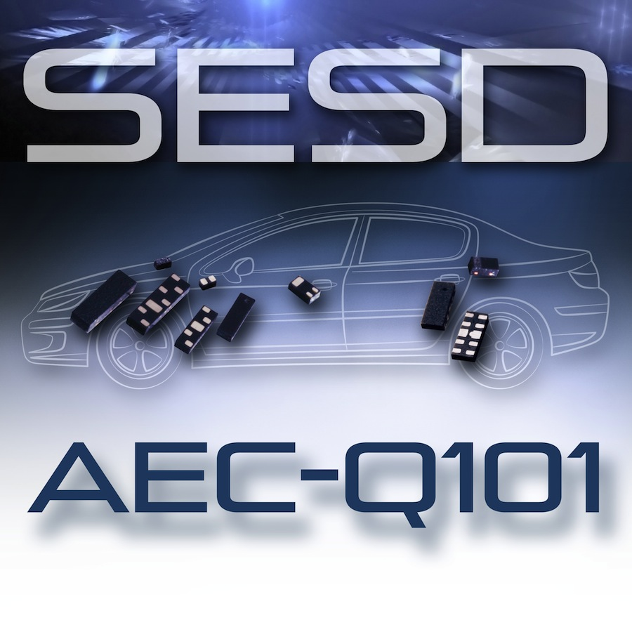 Passive circuit-protection devices now AEC-Q101 qualified for automotive apps