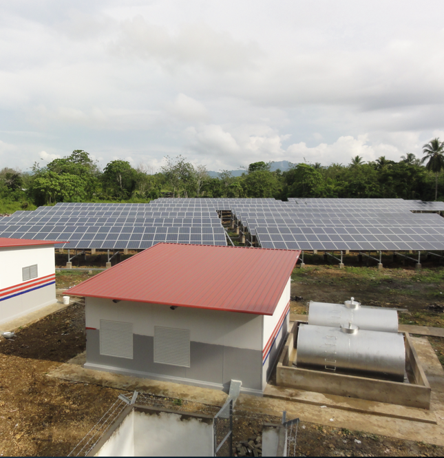 IBC SOLAR delivers first megawatt-class photovoltaic diesel hybrid project in Malaysia