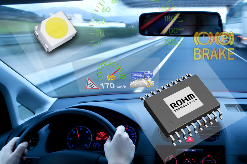 Advanced LED Drivers for Automotive Instrument Clusters
