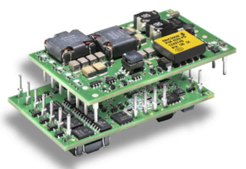 Power interface module selection