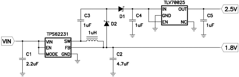Extend battery life with auxiliary charge-pump circuits