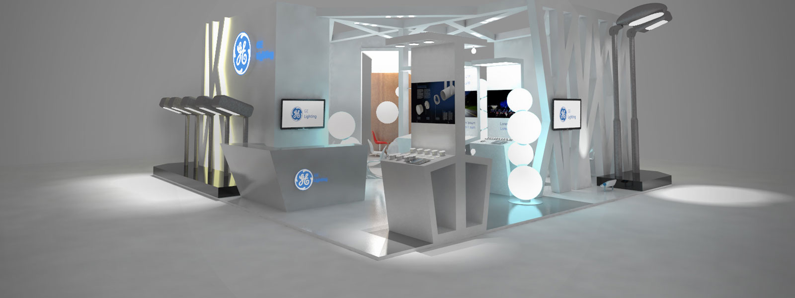 GE Lighting showcase energy-efficient lighting at Light Middle East, Dubai