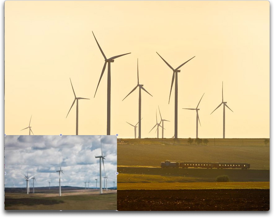 Europe: bigger and better windfarms